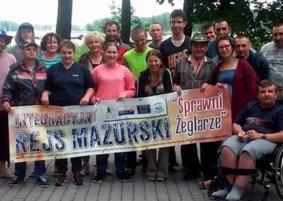 Integracyjny Rejs Mazurski