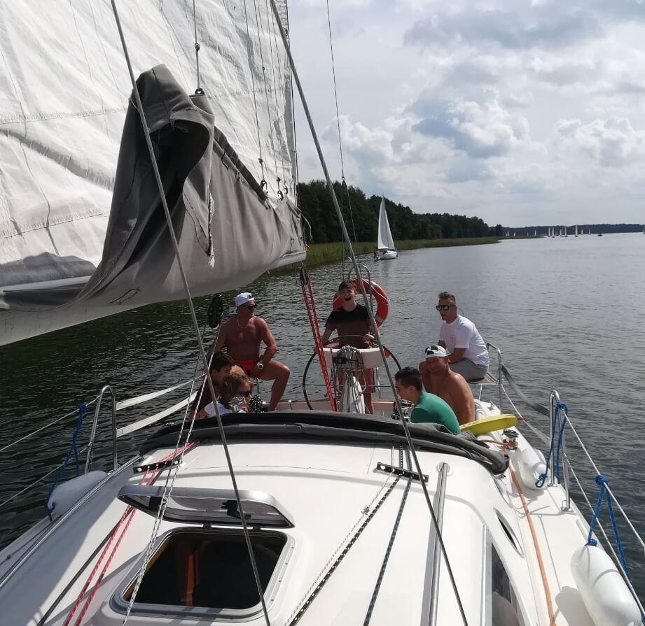 klub żeglarski ikar