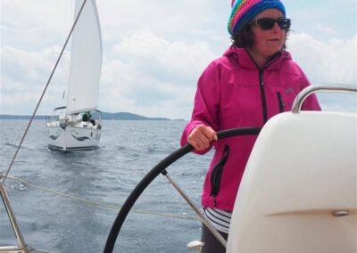 Adriatyk widziany oczami załogi