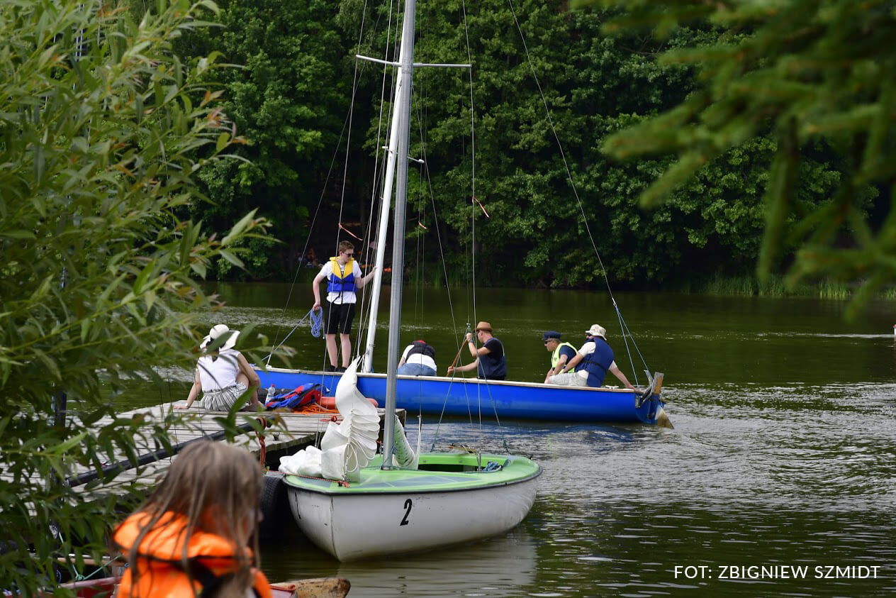 żeglarz jachtowy kurs